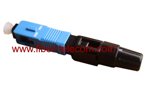 SC/UPC FTTH fast connector Type A