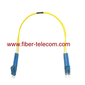 LC to LC Singlemode Duplex Fiber Optic Patchcord