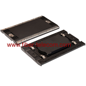 Flat type fiber optic enclosure TJ01E1402