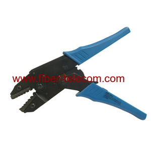 Ratchet Control Crimping Tool for Insulated Terminals