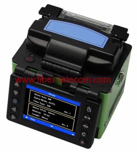 Handheld Optical Fusion Splicer TFS500