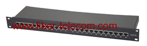 CAT.5e FTP Patch Panel 24 ports