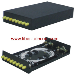 Wall Mounted fiber optic indoor Terminal Box