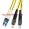 FC-LC Single Mode Duplex Fiber Optic Patch Cord