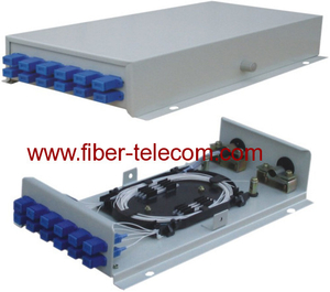 Wall Mounted fiber optic Terminal Box
