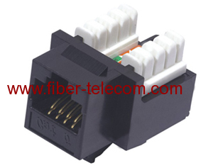 CAT6 Keystone Jack Series