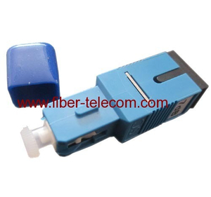 SC Male to Female Built-out Attenuator SM plastic housing