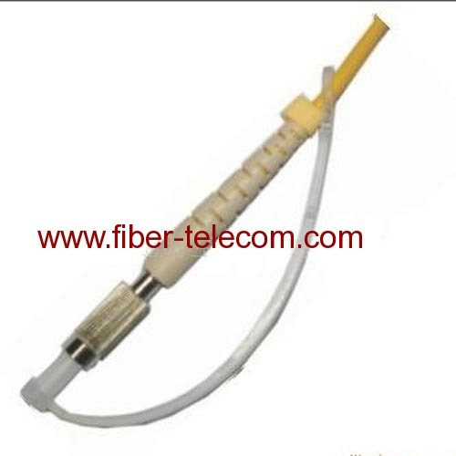 DIN-DIN Single Mode Simplex Fiber Optic Patch Cord