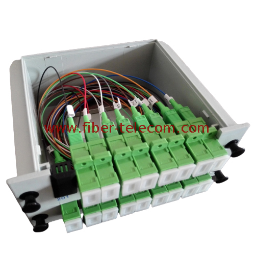 1x16 PLC Splitter Insert Version
